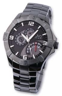 Nerez ocelové pánské luxusní náramkové hodinky JVD steel JA620.5 135b3bf199