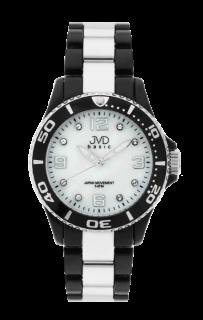 Voděodolené ocelové náramkové hodinky JVD basic J6006.3 - 5ATM b74d98b283