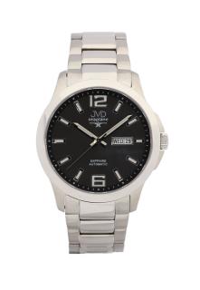 3ea9aed220e Samonatahovací automaty pánské chronografy hodinky JVD seplane JS29.3 se  safírem