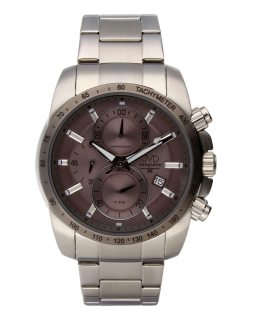 Mohutné ocelové pánské vodotěsné hodinky Seaplane JVD W35.2 s chornografem  10ATM a6559b84f8