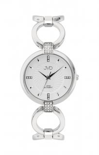 960b37e3022 Luxusní dámské nerezové náramkové hodinky JVD JC093.1